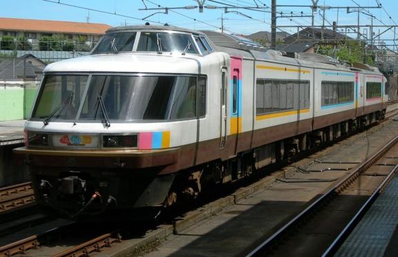 JR東日本485系「NO.DO.KA」 クハ484-701 @市川大野 09-08-07