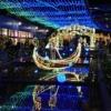 光で再現されたベネチアの水路が見事。<br>~東京ドームシティ~ 東京都心イルミめぐり その1