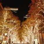 ゴールドの明かりは温かくも、やはり圧巻。<br>~丸の内~ 東京都心イルミめぐり その2