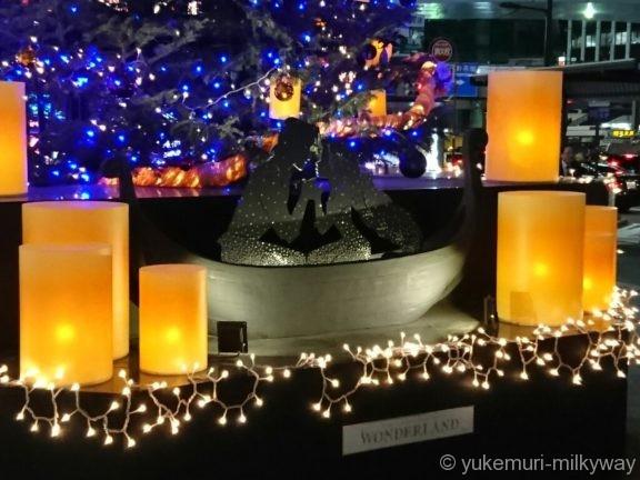 渋谷ヒカリエ クリスマスツリー5