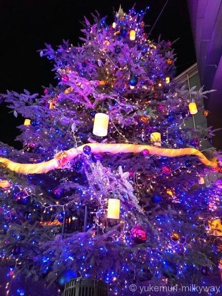 渋谷ヒカリエ クリスマスツリー4