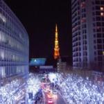 白銀の光は洗練された都会のイルミの代表格。<br>~六本木ヒルズ~ 東京都心イルミめぐり その6