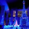 奇跡の光が灯る、幻想的な青い世界。<br>~カレッタ汐留~東京都心イルミめぐり その8