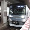 日比谷線13000系特別運行列車に乗ってきた。