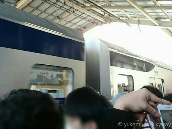 日比谷線13000系特別運行 中間車外装