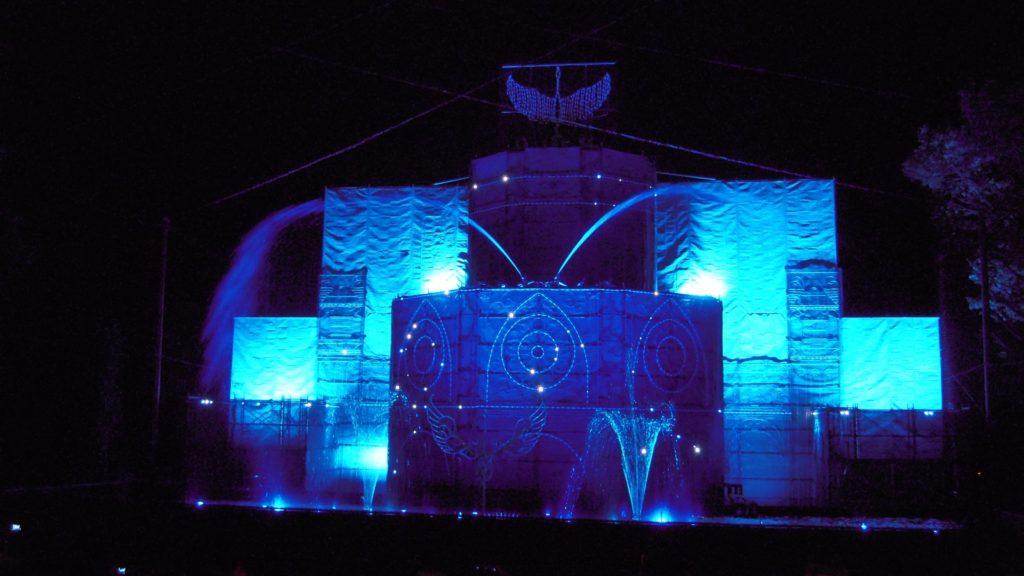 さがみ湖イルミリオン 光の大宮殿2