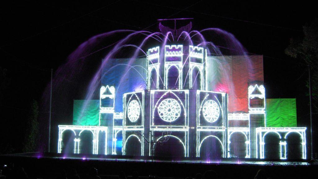 さがみ湖イルミリオン 光の大宮殿4