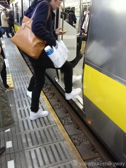 飯田橋駅JR2番ホーム
