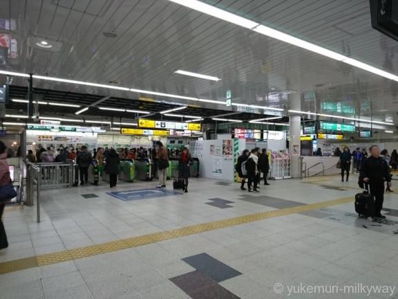 柏駅JR中央改札