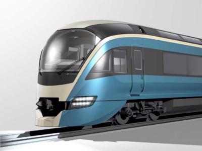 全車グリーン車の豪華新型特急車両E261系が2020年春、伊豆方面へ登場。