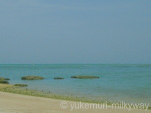 沖縄 新原ビーチ イメージ