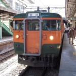 高崎の115系が3月で定期運行終了、関東で115系の運転がついに消滅へ