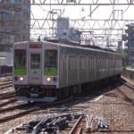 残り4編成、都営新宿線の10-000形。6次車以降の全5編成の記録