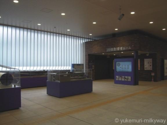 世田谷代田駅 1階 小田急環境ルーム