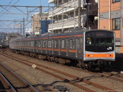 武蔵野線の205系全車がインドネシアへ譲渡。2020年までにE231系0番台へ置き換え