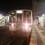 鉄道の日記念・東北本線黒磯発着の交流電車と719系