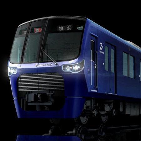 相鉄20000系 イメージ